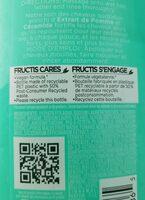 Garnier Fructis Shampoo - Ingredients - en