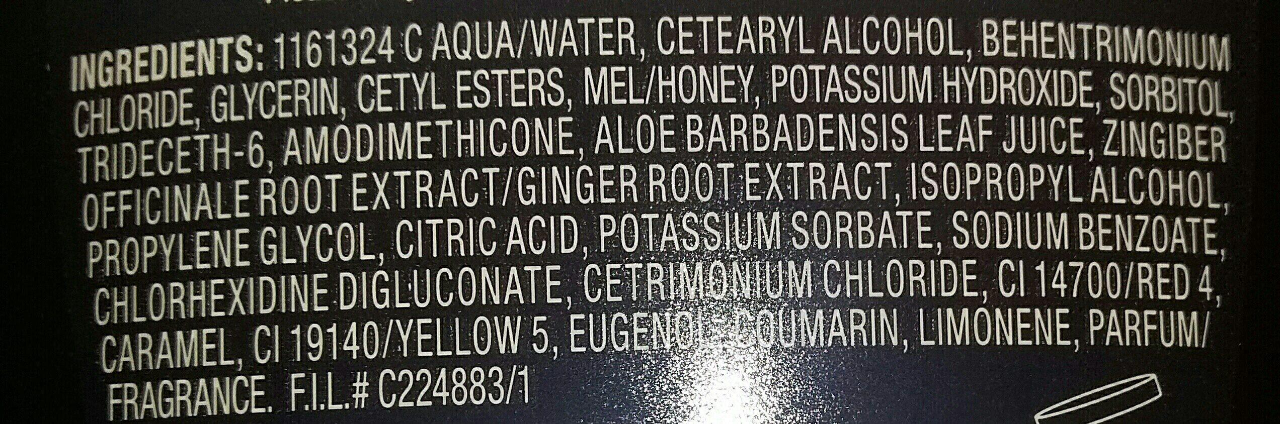 Garnier whole blend - Ingredients - en
