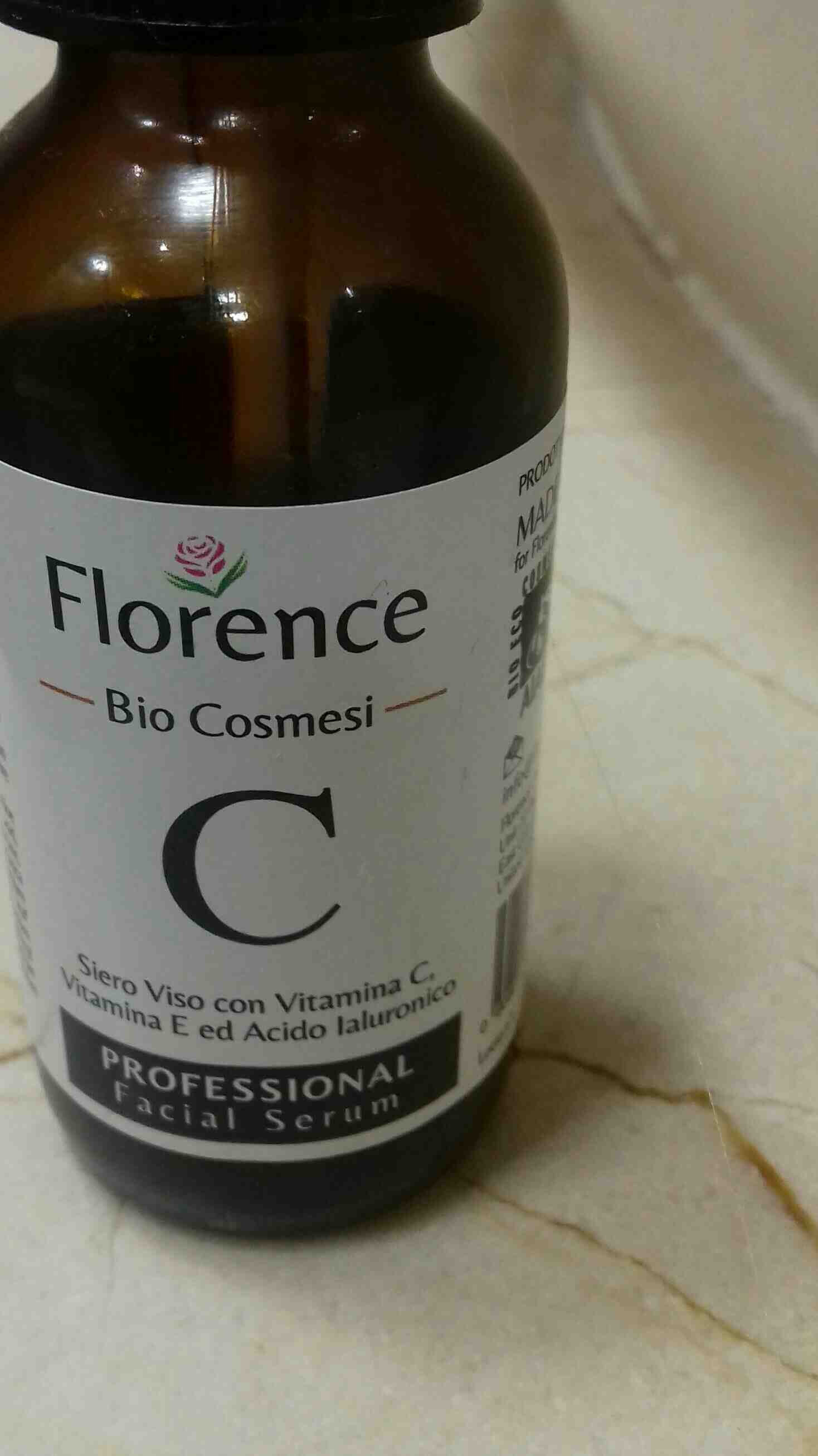 Florence - Ingredients - en
