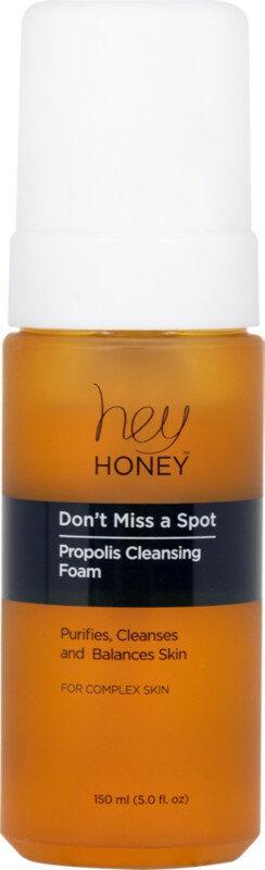 Don't Miss A Spot Propolis Cleansing Foam - Product - en