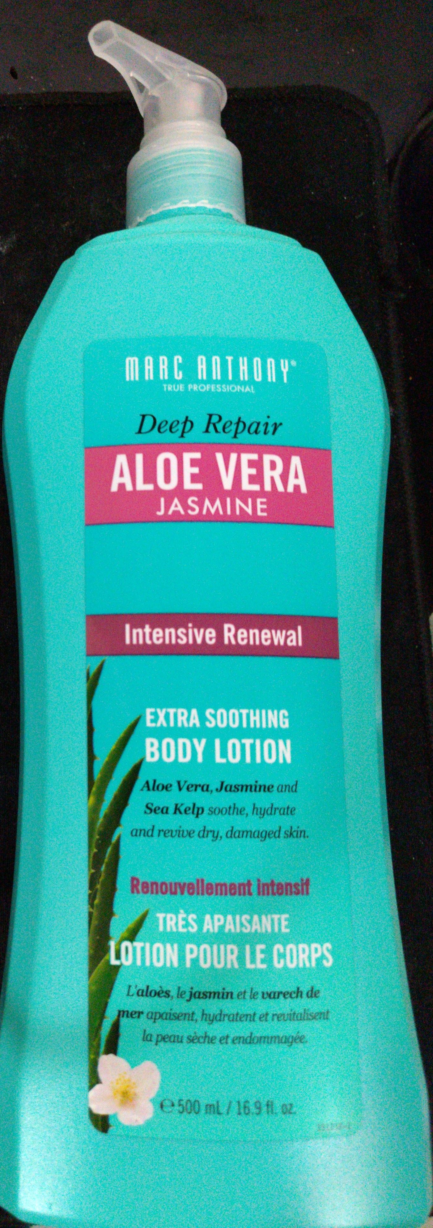 Deep Repair Aloe Vera Jasmine Body Lotion - Product