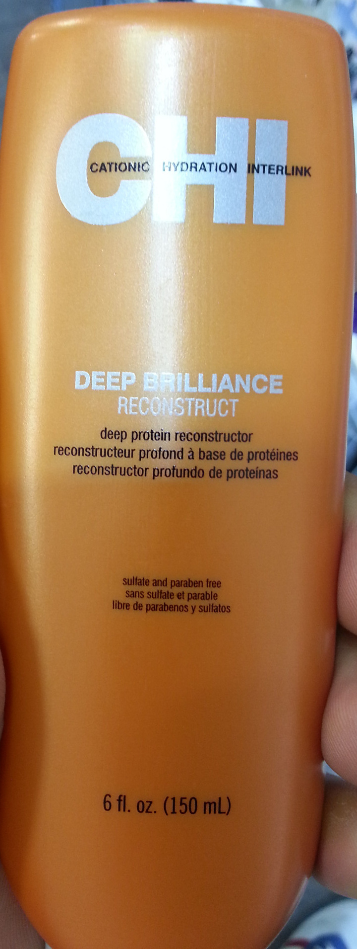 Deep Brilliance Reconstruct - Product - fr