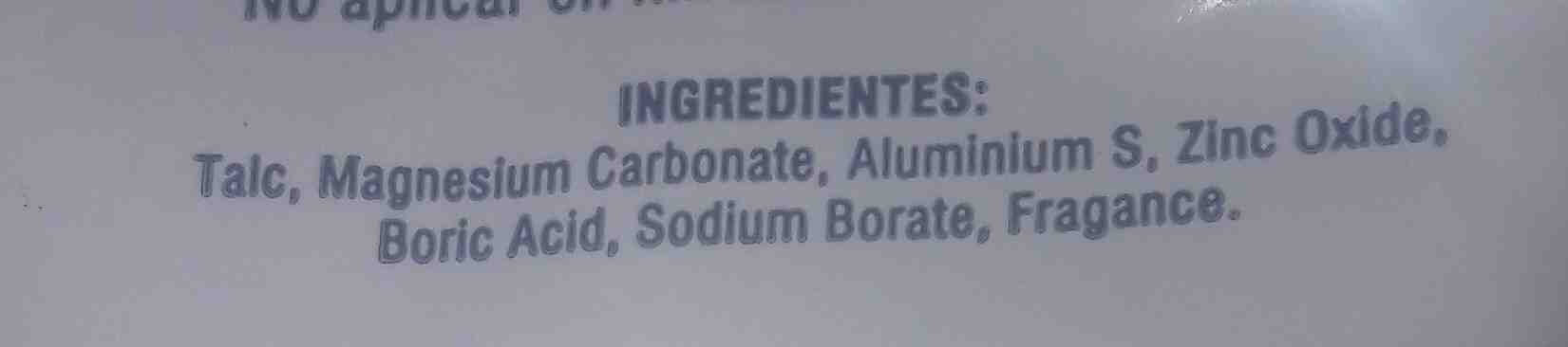 Talc - Ingredients - en