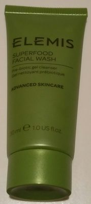 superfood facial wash - Product - de