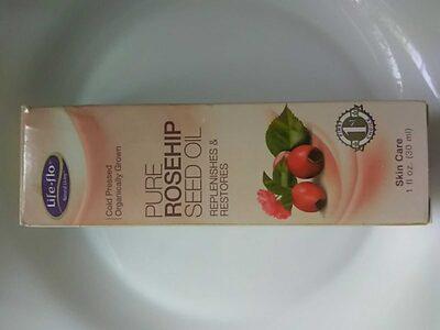 Pure Rosehip Seed Oil - Product - en