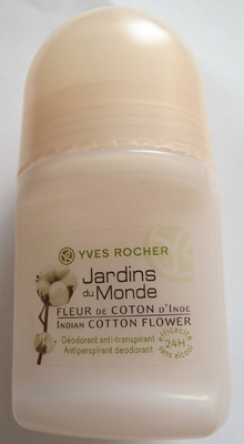Jardins du monde Fleur de coton d'Inde - Produit