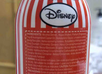 Colonia Corporal Disney Minnie - Ingredients - en