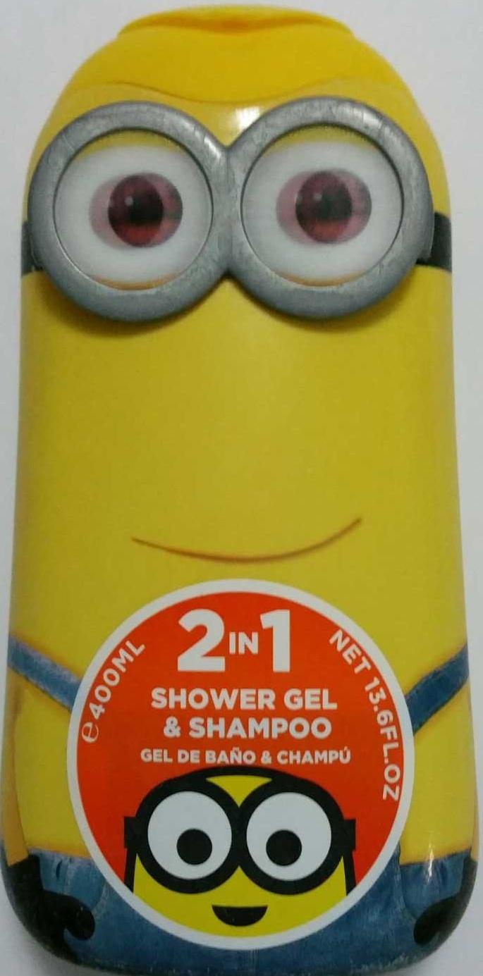 Shower gel & shampoo 2 en 1 - Product