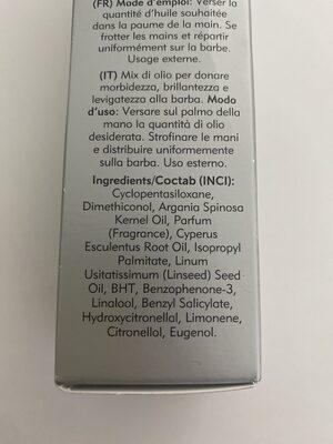 Beard Serum - Product - fr