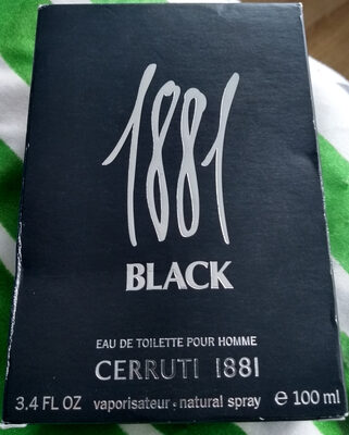 1881 Black - Product