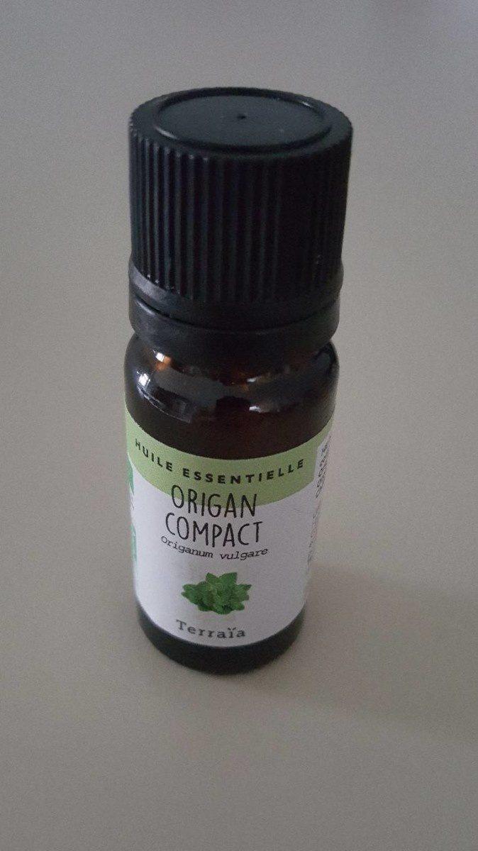 Huile essentielle Origan Compact - Product