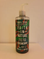 Aloe Vera & Tea Tree Hand Wash - Product - en