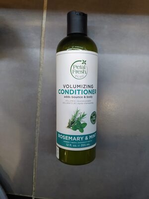 Volumizing Conditioner - Product