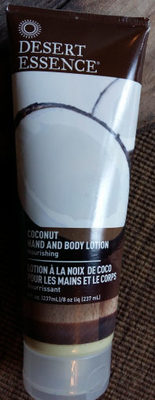 Lotion à la noix de coco - Product