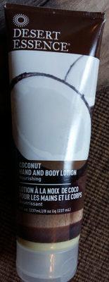 Lotion à la noix de coco - Product - en