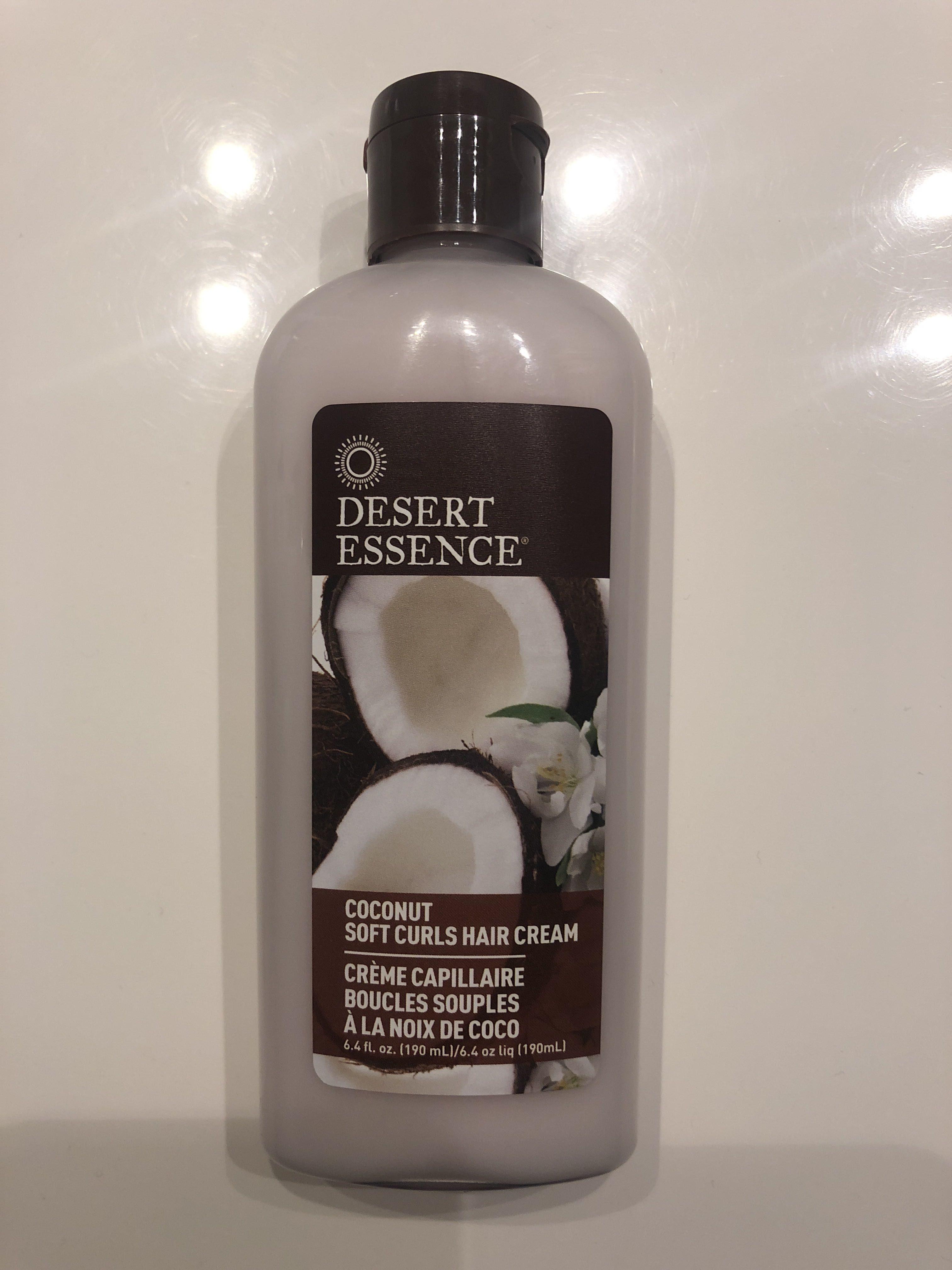 Crème capillaire boucles souples à la noix de coco - Product - fr