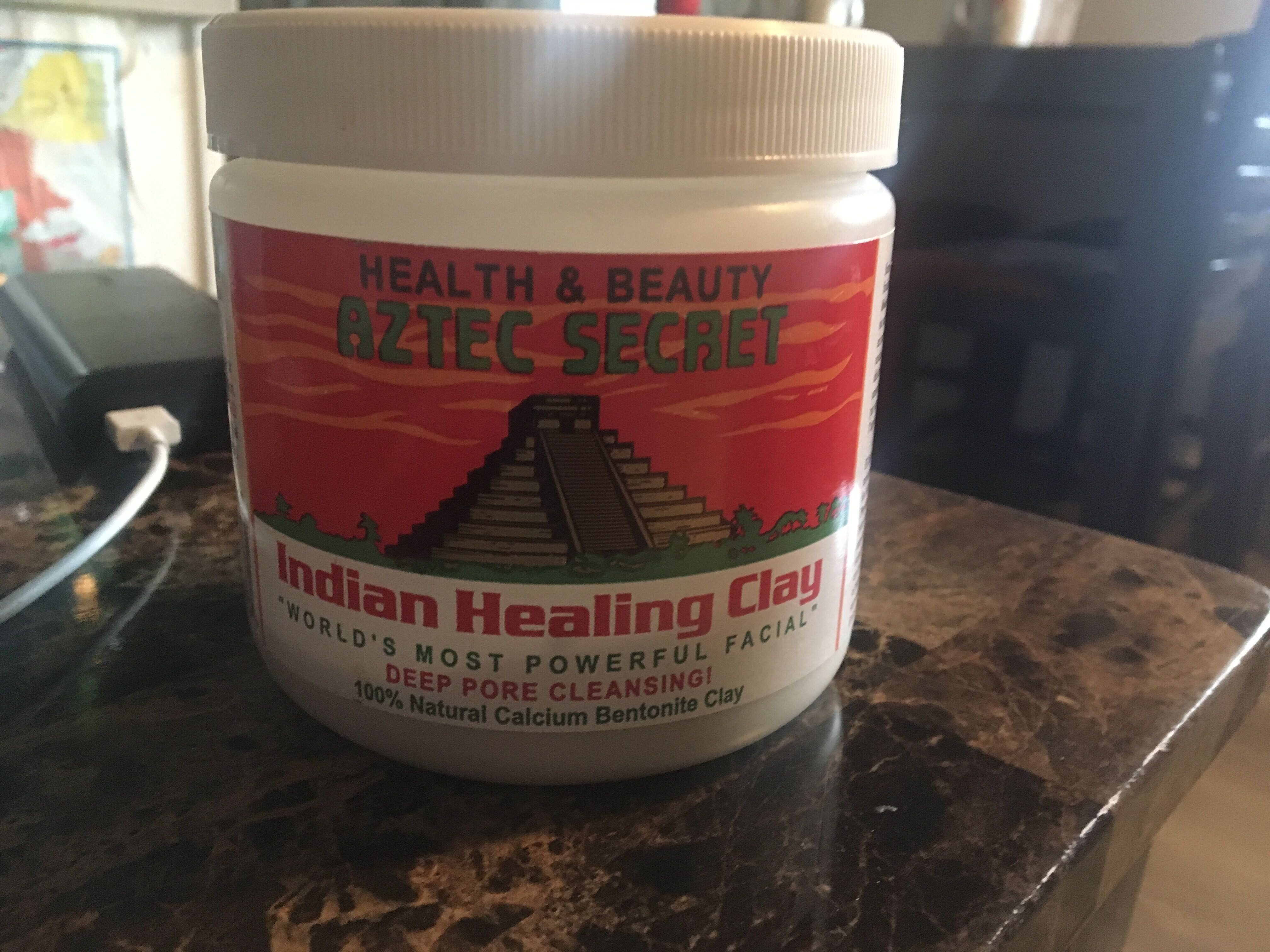 Indian healing clay - Product - en