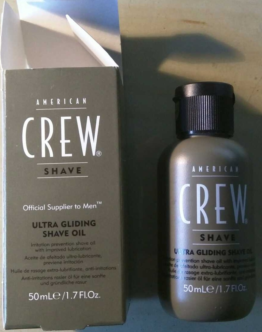 Ultra Gliding Shave Oil - Product - fr