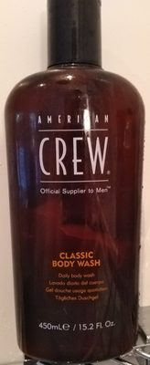 American Crew Classic Body Wash - Product