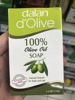 Jabon aceite de Olivia - Product