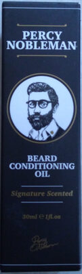 Beard conditioning oil - Produit - fr