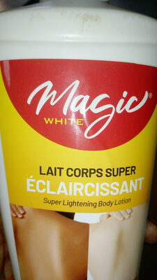 Magic white - Product - fr