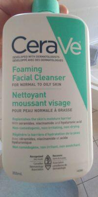 Foaming Facial Cleanser - Produit - en