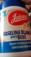vaselina blanca para bebe - Ingredients