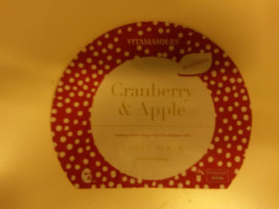 Cranberry & Apple Limited Edition - Product