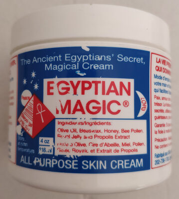 The Ancient Egyptians' Secret, Magical Cream - Product