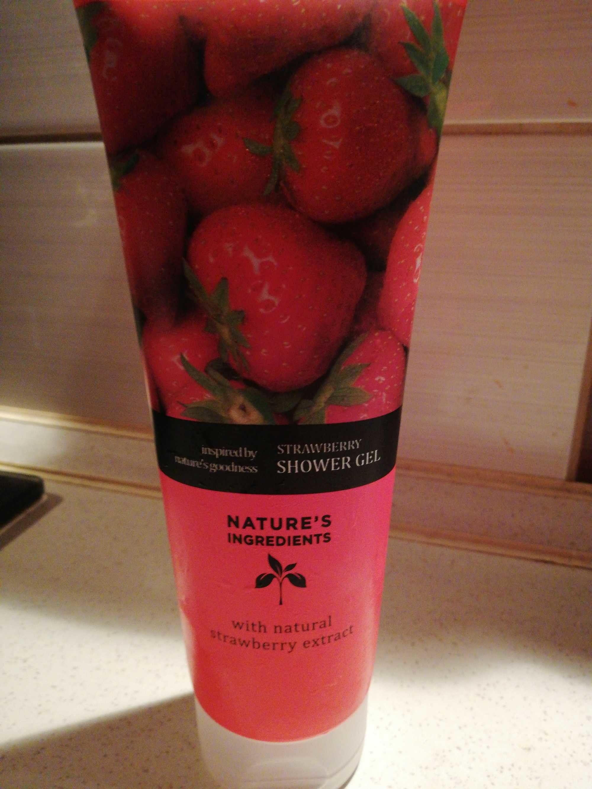 Strawbery Shower Gel - Produit - pl