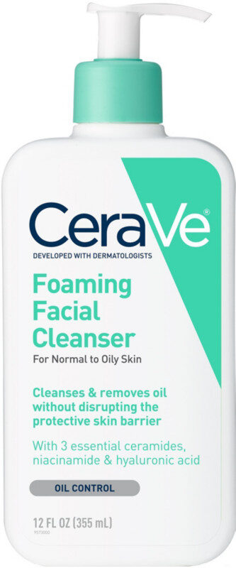 Foaming Facial Cleanser - Product - en