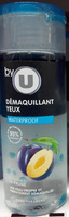 Démaquillant yeux waterproof à l'extrait de prune - Product - fr