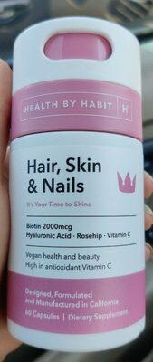 Hair, Skin & Nails - Product - en