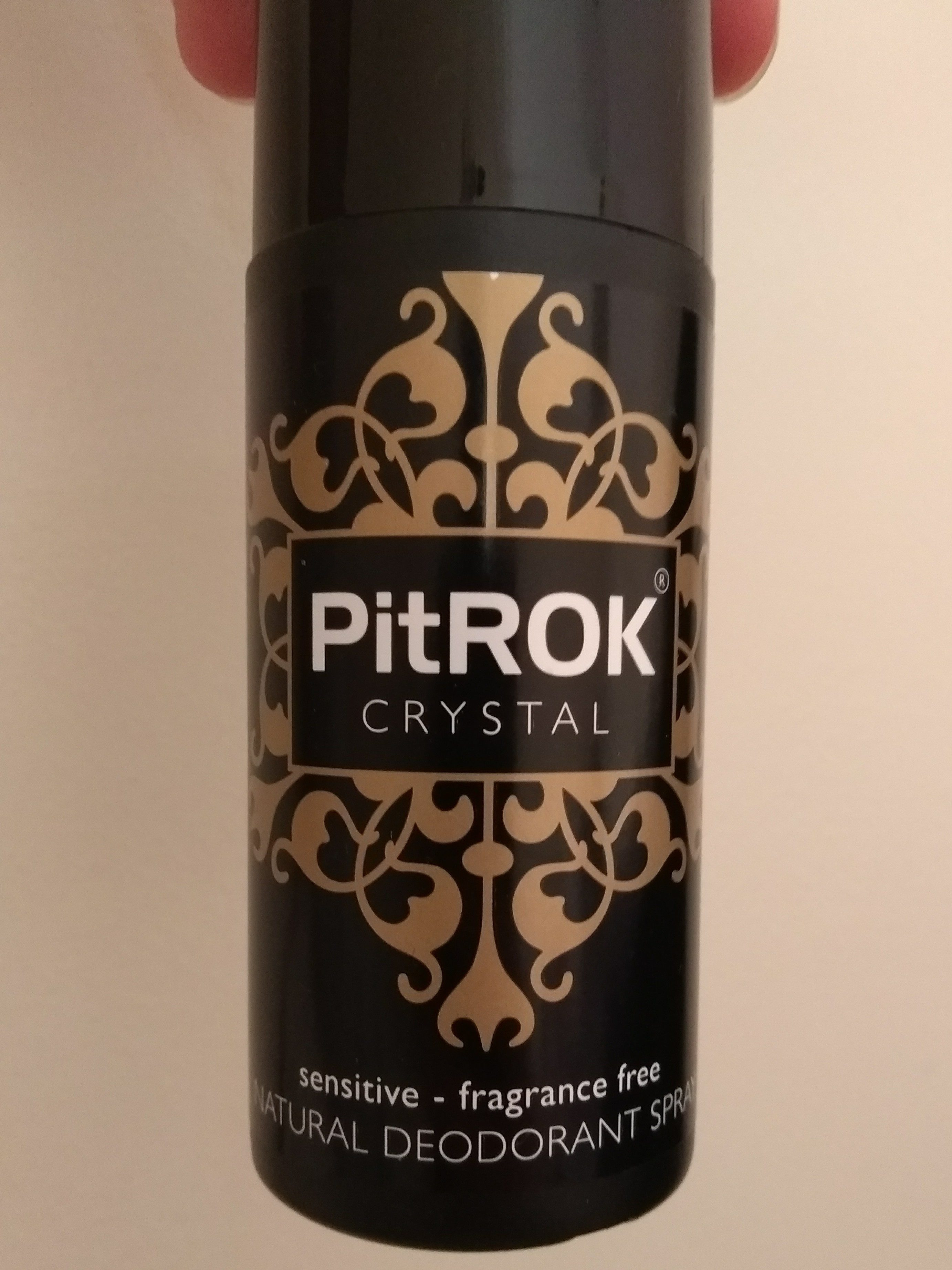 PitROK Crystal - Product