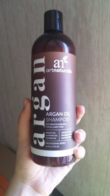 Argan oil shampoo - Product - fr