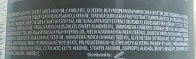 Shea Butter Leave-In-Conditioner - Ingredients - de