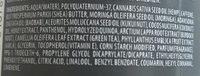 Shea Butter Cream Pomade - Ingredients - de