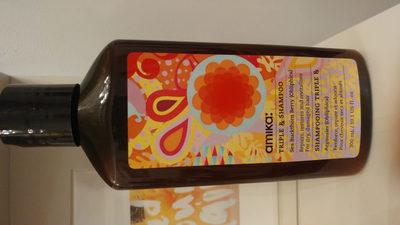 Amika Triple Rx Shampoo Sea Buckthorn Berry (Obliphica) - Product - en