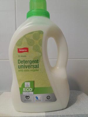 detergent universal amb sabó vegetal - Product - ca