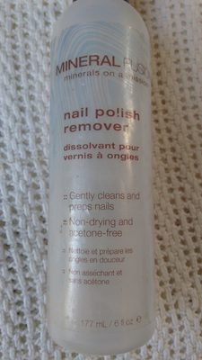 Nail Polish Remover - Product - en