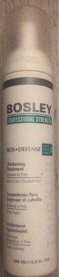 Bos defense - Product - fr
