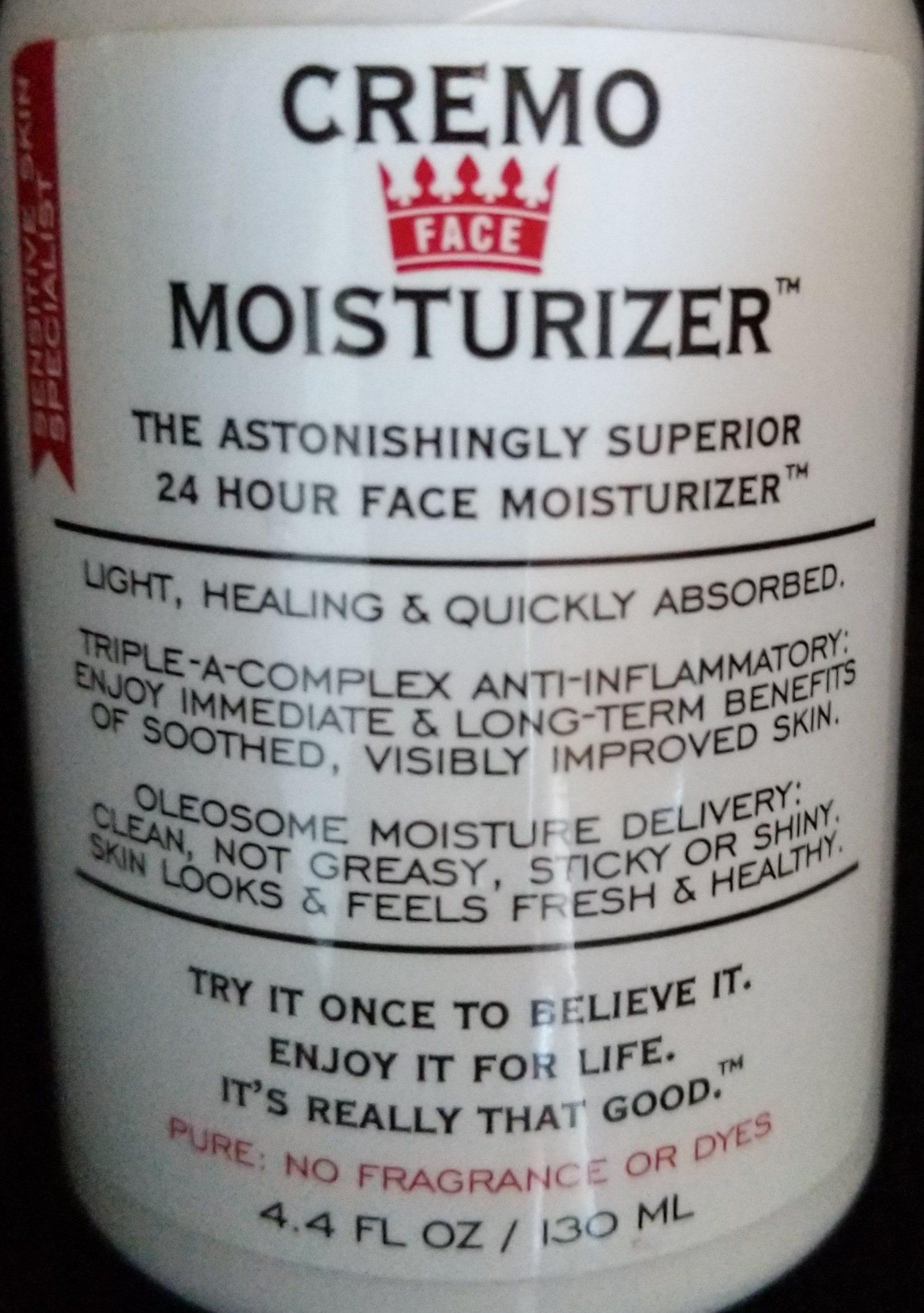Face Moisturizer - Product - en