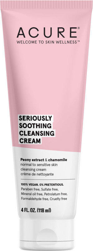 Seriously Soothing Cleansing Cream - Product - en