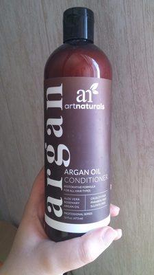 Après-Shampoing à l'Huile d'Argan - Product - fr