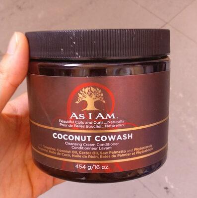 As I Am coconut cowash - Product - fr
