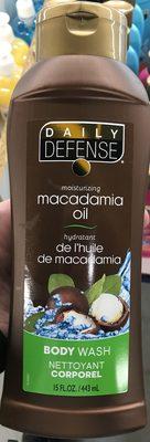 Nettoyant Corporel Hydratant Huile de Macadamia - Product - fr