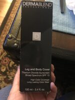 Leg and Body Cover - Product - en