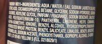 matrix shampoo - Ingredients - en
