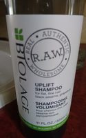 Raw Uplift Shampoo - Produit - fr